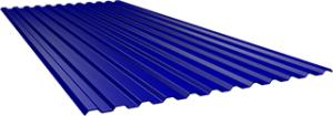 Профиль СС10 0,5 мм, Ral 5002