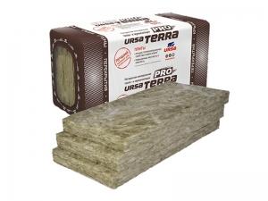 Плиты Урса Терра (теплозвукоизоляция) базальт