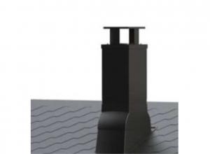 Проходные элементы для дымоходов VILPE PIIPPU