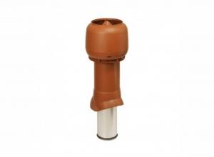 Вентиляционный выход вытяжки с колпаком125/ИЗ/500
