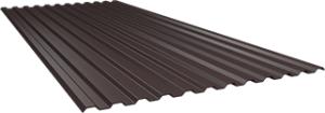 Профиль СС10 0,5 мм, Ral 8017