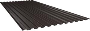 Профиль СС10 0,5 мм, Ral 8019