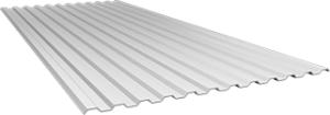 Профиль СС10 0,5 мм, Ral 9003