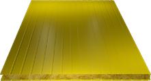 Сэндвич-панель стеновая (базальт) 100мм, Ral 1018