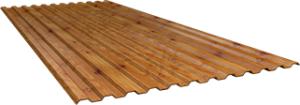 Профиль СС10 0,5 мм, Orange log