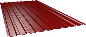 Профиль СОП10 0,45 мм, окрашенный