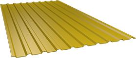 Профиль СОП10 0,5 мм, Ral 1018
