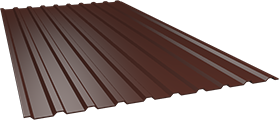 Профиль СОП10 0,5 мм, Ral 3009