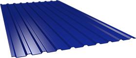 Профиль СОП10 0,5 мм, Ral 5002