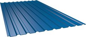 Профиль СОП10 0,5 мм, Ral 5005