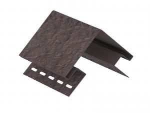 Stone-House Кирпич коричневый, наружный угол