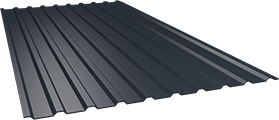 Профиль СОП10 0,5 мм, Ral 7024