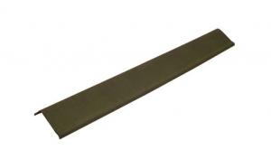 Щипцовый профиль Черепица (зеленый)