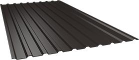 Профиль СОП10 0,5 мм, Ral 8019