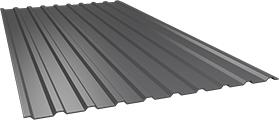 Профиль СОП10 0,5 мм, Ral 9006