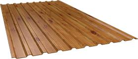 Профиль СОП10 0,5 мм, Orange log