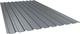 Профиль СОП10 0,65 мм, оцинкованный