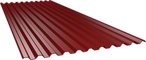 Профиль С21 0,5 мм, Ral 3003