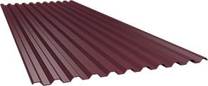 Профиль С21 0,5 мм, Ral 3005