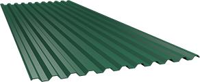 Профиль С21 0,5 мм, Ral 6005