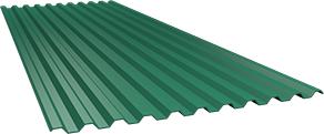 Профиль С21 0,5 мм, Ral 6026