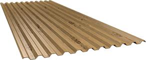 Профиль С21 0,5 мм, Log