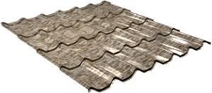 Металлочерепица Монтерей 0,5 мм, Fine stone