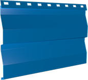 Металлосайдинг 0,45 мм, окрашенный