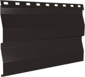 Металлосайдинг 0,5 мм, Ral 8019