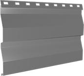 Металлосайдинг 0,5 мм, Ral 9006