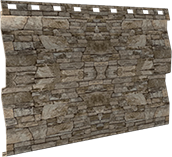 Металлосайдинг 0,5 мм, Fine stone