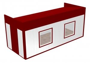 Вагон-бытовка 3,5х6х2,3м (Премиум)