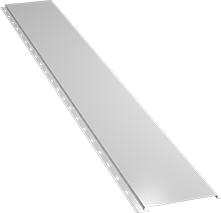 Гладкая узкая фасадная панель 0,5 мм, Ral 9003
