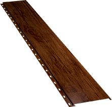 Гладкая узкая фасадная панель 0,5 мм, Naive
