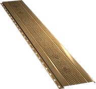 Узкая с мелкой волной фасадная панель 0,5 мм, Log