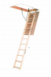 Лестница FAKRO LWS SMART Plus 60х130х305