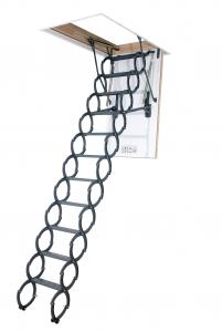 Лестница FAKRO LSF 70х80х300