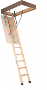Лестница FAKRO LWS SMART Plus 60х140х305